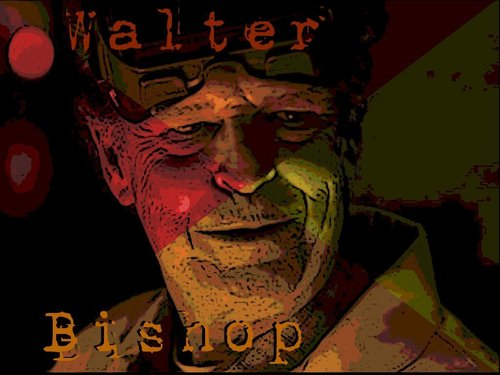 Fringe wallpaper containing anime called Walter Bishop