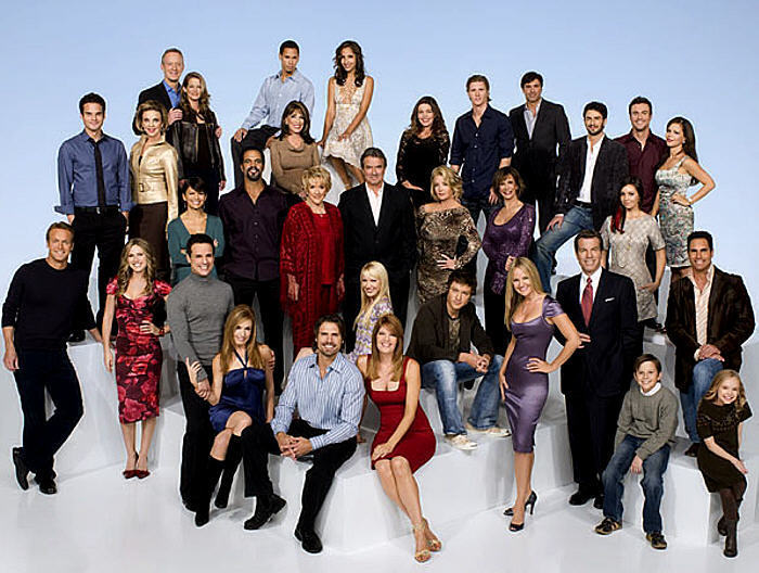 The Young and the Restless Y&R cast
