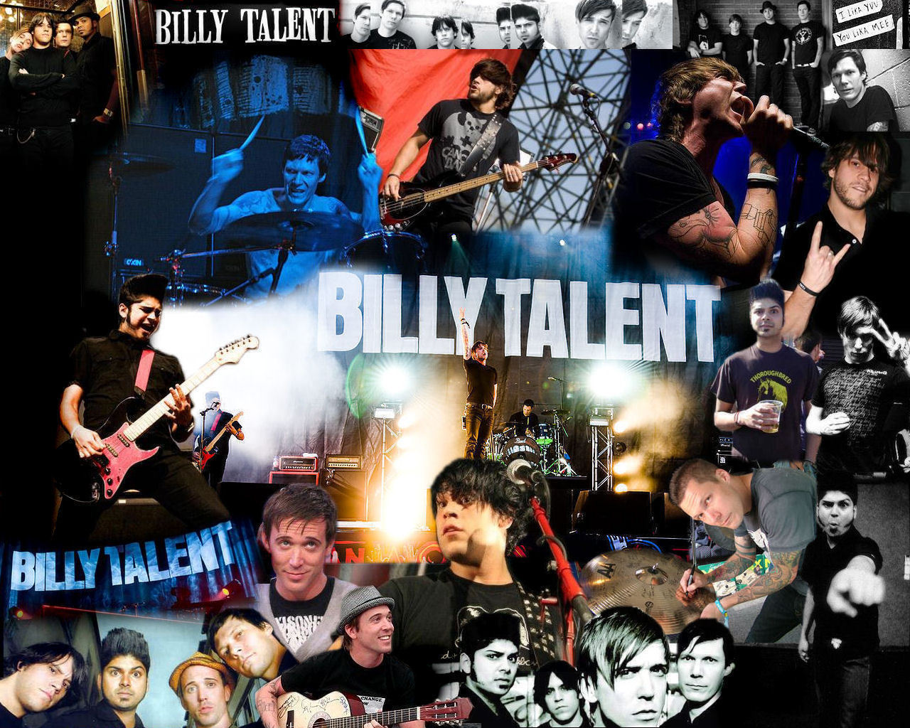billy talent torrent