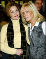 both Gloria's-Judith Chapman & Joan Van Ark