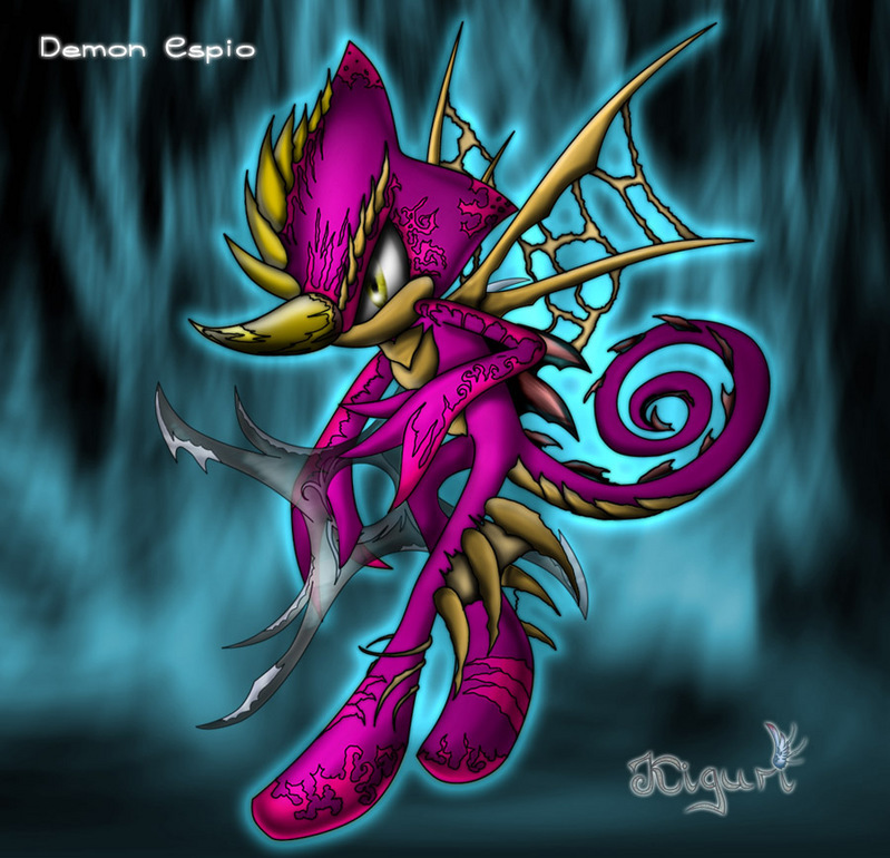 espio the chameleon wallpaper - photo #39