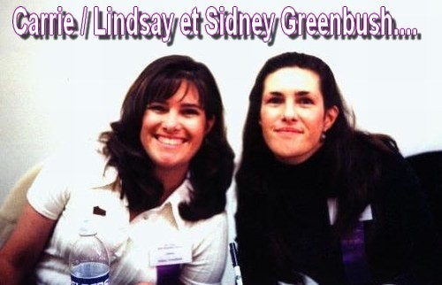lindsay/sidney greenbush (both carries)