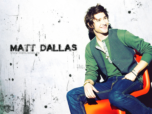 Matt Dallas wallpaper possibly containing a hip boot and a sign called matt dallas