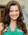the 1rst Victoria Newman played door Heather Tom