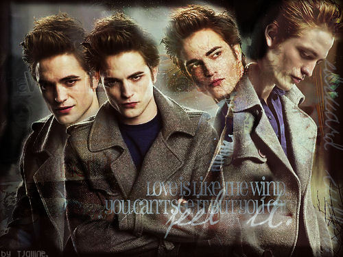 Twilight Series wallpaper probably with a well dressed person titled twilight