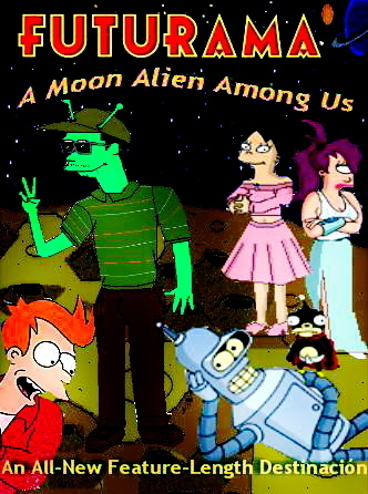 "Futurama images ""Futurama: A Moon Alien Among Us"" wallpaper and background photos"