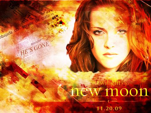 Kristen Twilight Series Wallpaper 5379694 Fanpop