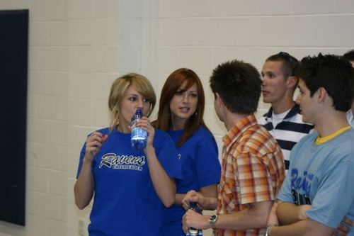 04.02.06 - 3rd Annual James Lafferty/OTH Charity bola basket Game <3