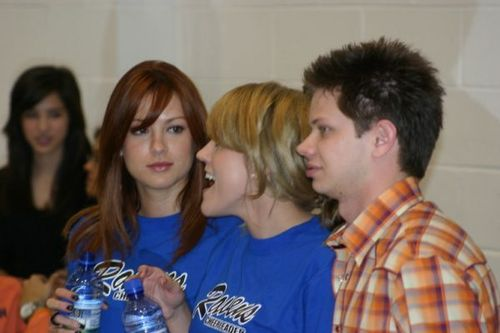 04.02.06 - 3rd Annual James Lafferty/OTH Charity basketball Game <3