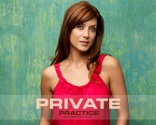 Private Practice پیپر وال probably with a portrait entitled Addison <3