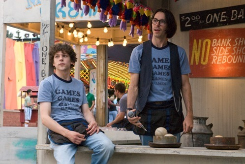 Adventureland movie still