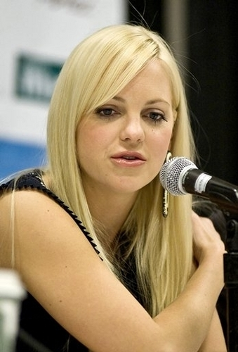 "Anna @ 2009 SXSW Film Festival - ""Observe and Report"" Press Conference"
