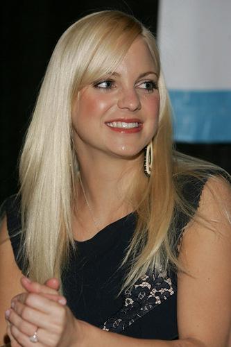 """Anna @ 2009 SXSW Film Festival - """"Observe and Report"""" Press Conference"""
