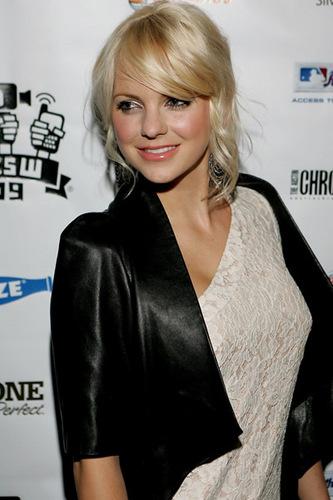 "Anna @ 2009 SXSW Film Festival - ""Observe and Report"" Screening"
