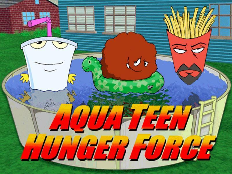 Hunger teen force aqua rating