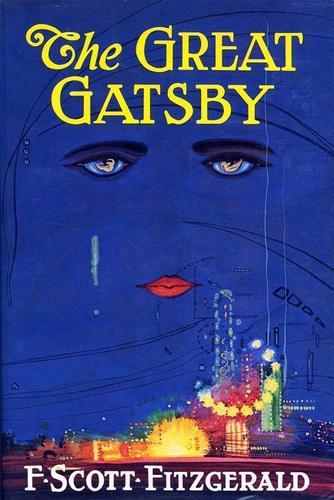 Book Cover - the-great-gatsby Photo