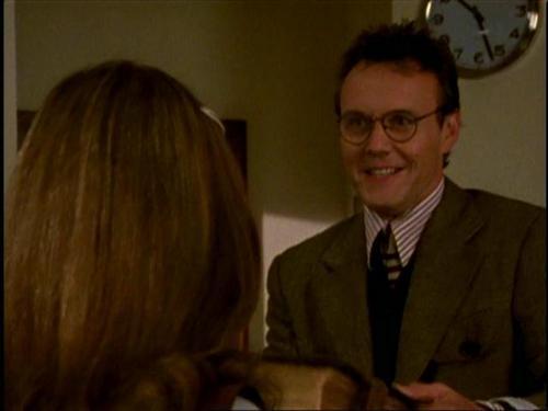 Buffy and Giles (: