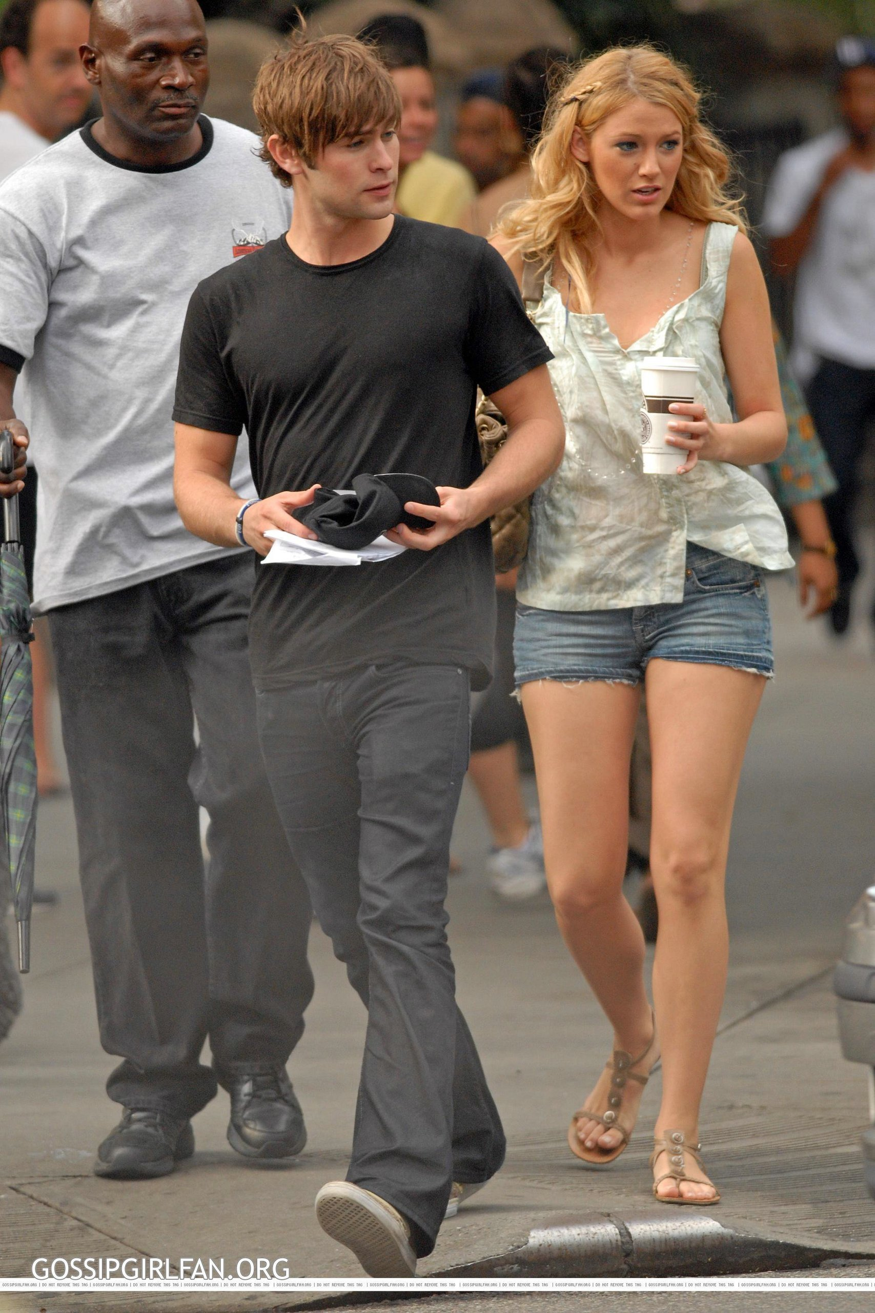CB - Blake Lively & Chace Crawford. Photo (5093551) - Fanpop