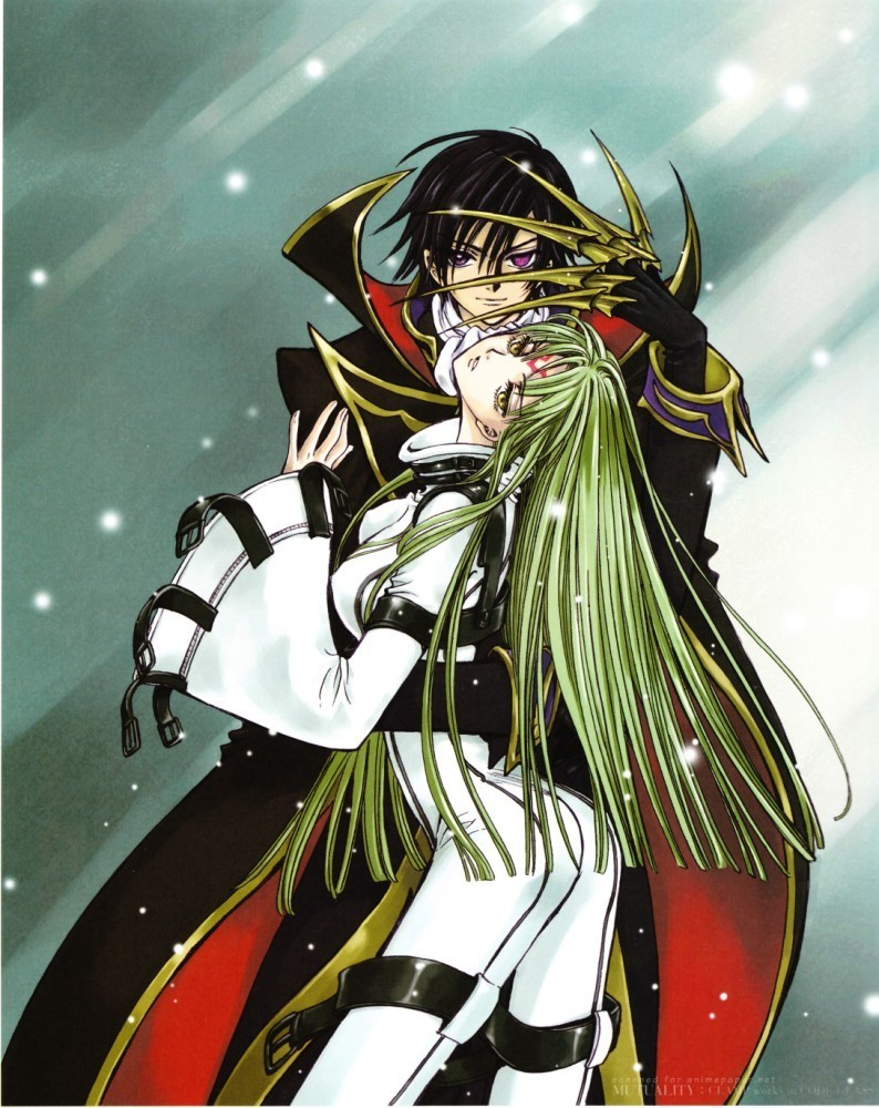 CC and Lelouch