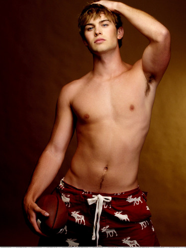 Heiße Schauspieler Hintergrund with a hunk, a six pack, and swimming trunks titled Chace Crawford <3