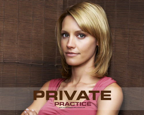 Private Practice پیپر وال containing a portrait entitled شارلٹ <3