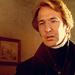 Colonel Brandon - Alan Rickman- S&S