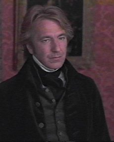 Colonel Brandon - Alan Rickman