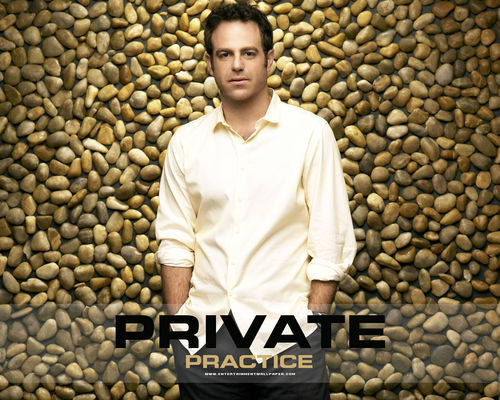 Private Practice پیپر وال possibly with a سے privet, ساری پرائیوٹ hedge and a hedge entitled Cooper <3