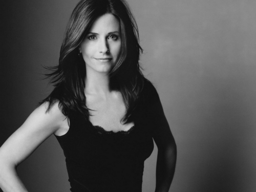 Courteney Cox Arquette - Monica Geller