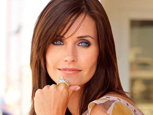 Courtney Cox Arquette - Monica Geller