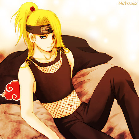 yah finaly ayayyayayyayayy sooo excited love ur hair awsomeness DEIDARA HOT
