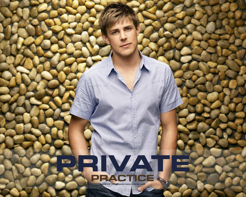 Private Practice پیپر وال probably with a farmer's market and a vinifera called Dell <3