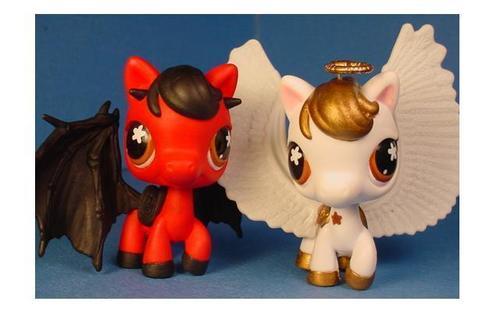 Devil & 天使