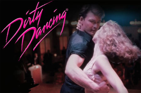 dirty dancing wallpaper possibly with a konser entitled Dirty Dancing