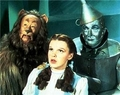 Dorothy,Scarecrow and Tin Man