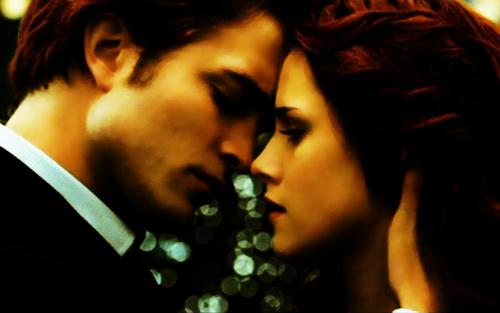 Edward & Bella - edward-cullen Wallpaper