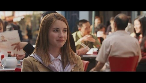Emma Roberts wallpaper containing a portrait entitled Emma in 'Nancy Drew'