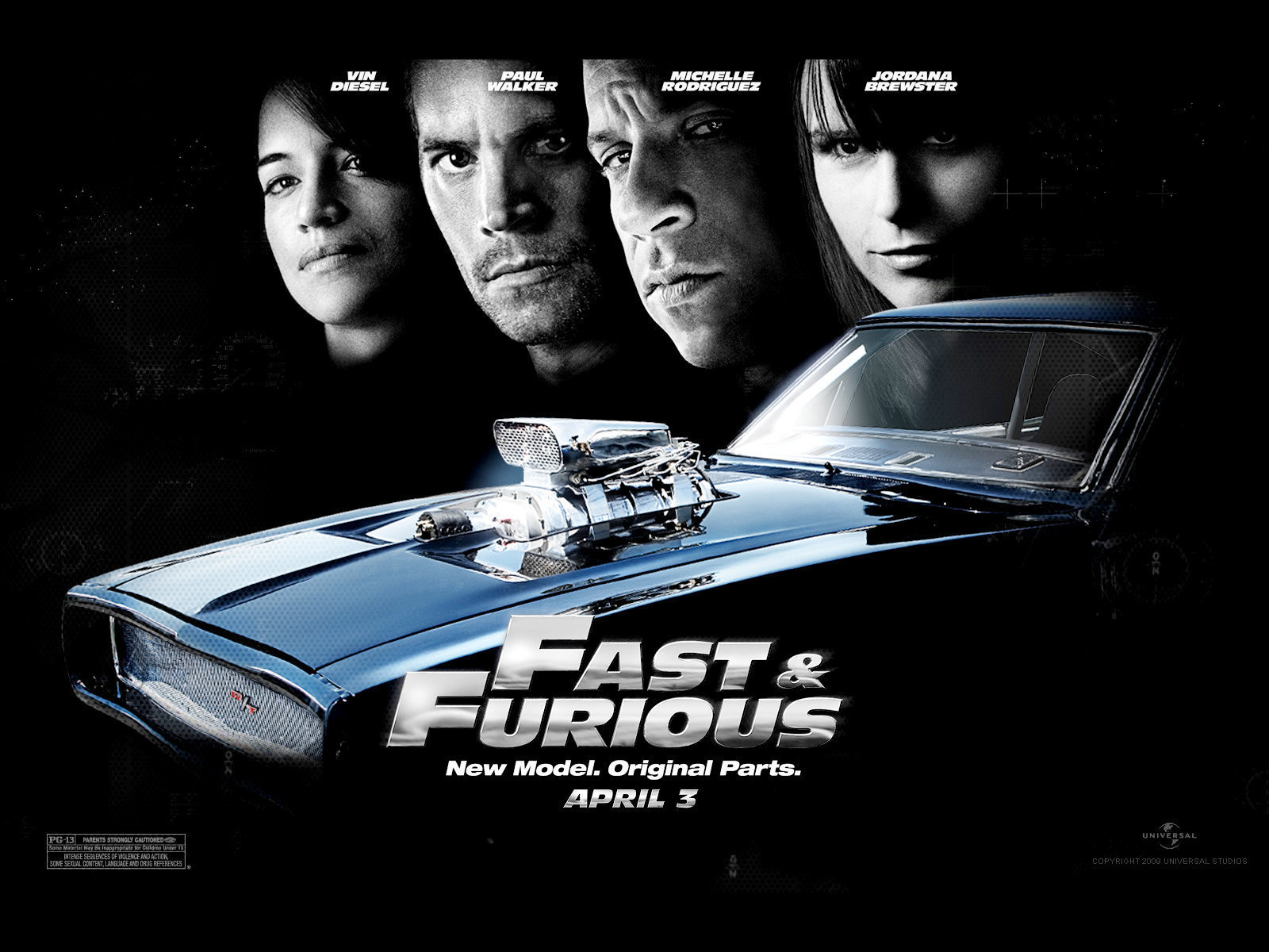 fast and the fourius