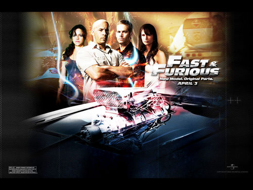 Fast & Furious - fast-and-furious Wallpaper