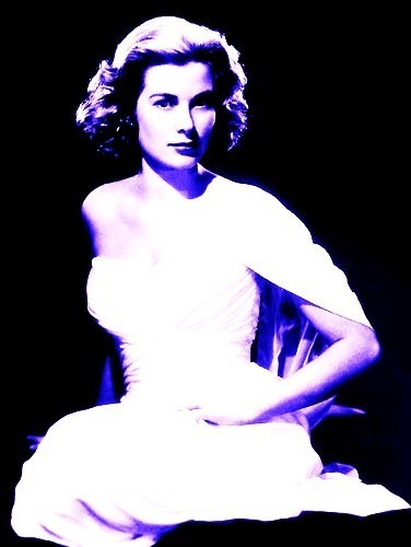 Grace Kelly (colorized) - grace-kelly Fan Art