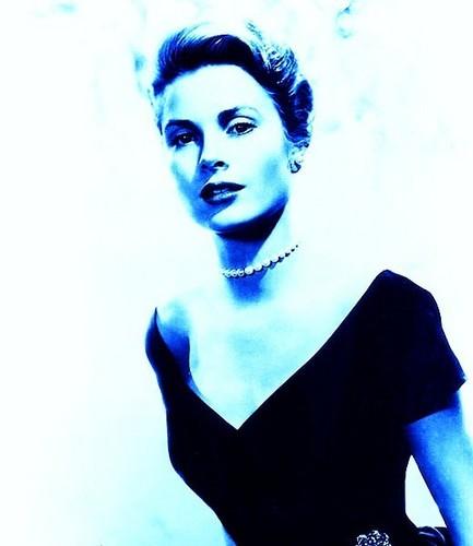 Grace Kelly (colorized)
