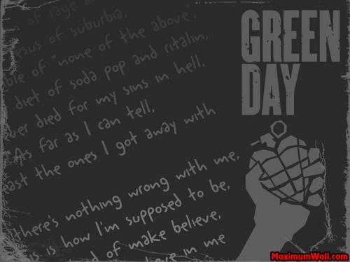 Green hari