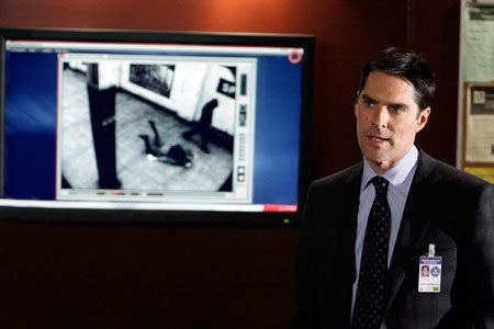SSA Aaron Hotchner wallpaper containing a business suit, a suit, and a three piece suit called Hotch