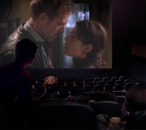 Huddy in the cinema