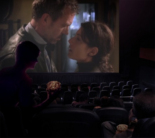 Huddy no cinema! xD
