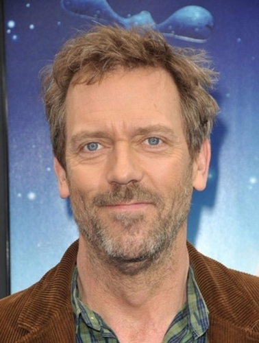 Hugh Laurie: Premiere of the film Monsters vs. aliens