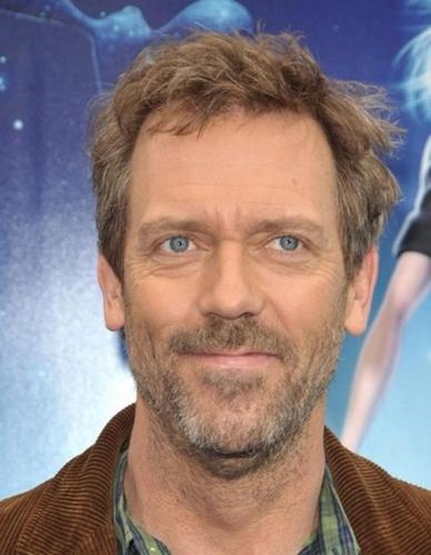 Hugh Laurie: Premiere of the film Monsters vs. aliens