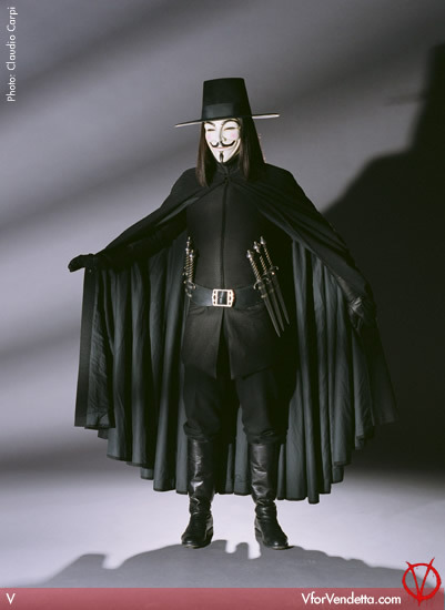 Hugo Weaving As V V For Vendetta Foto 5083701 Fanpop