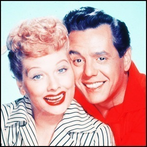 I Love Lucy wallpaper containing a portrait called I Love Lucy