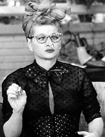I 愛 Lucy